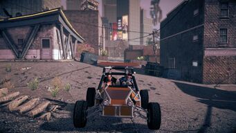 Mongoose - front in Saints Row IV
