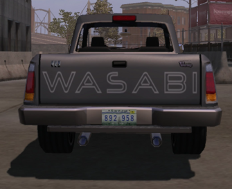 Varsity - rear in Saints Row