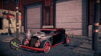 Customized Relic in Saints Row IV