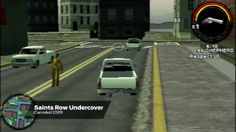 Saints Row Undercover - Gameplay with Thorogood