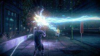 Telekinesis - Lightning