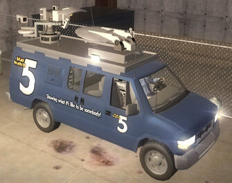 Anchor - News 5 - front right in Saints Row 2