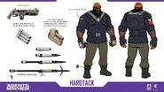Hardtack concept