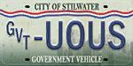 Interest - License Plate