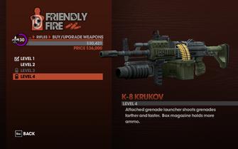K-8 Krukov level 4 description
