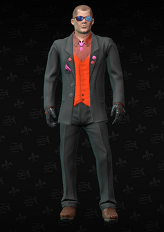 Morningstar Parachuter 1 - Gus - character model in Saints Row The Third