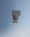 Toilet character model in Saints Row IV