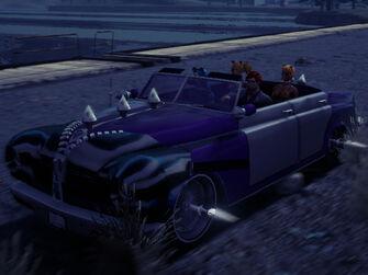 XXX Gunslinger customised