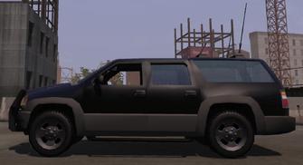 FBI - left in Saints Row