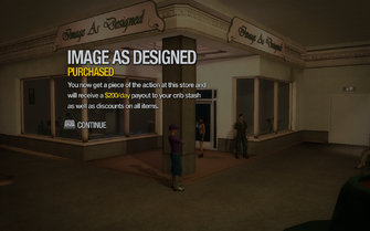 Image As Designed in Tidal Spring purchased in Saints Row 2