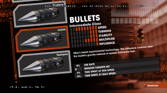 Saints Row Money Shot Bullet - Luxon