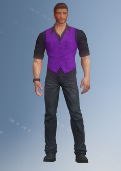 Gang Customization - Clubber 2 - Simon - in Saints Row IV