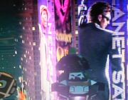 Playa on a Planet Saints billboard in Saints Row The Third