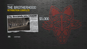 Retribution - complete 5000 cash