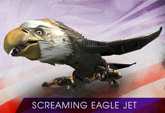 Screaming Eagle promo