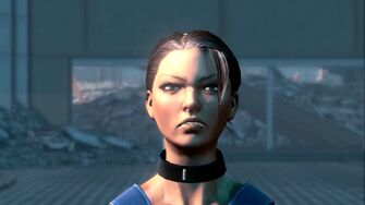 Shaundi - old in Saints Row IV War for Humanity trailer