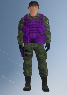Gang Customization - Guardsmen 3 - Alejandro - in Saints Row IV