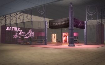 Leather & Lace exterior in Saints Row 2