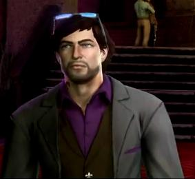 Playa in a Saints Row The Third trailer