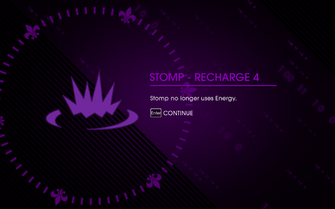 Stomp - Recharge 4 unlocked in Saints Row IV