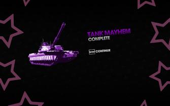 Tank Mayhem complete