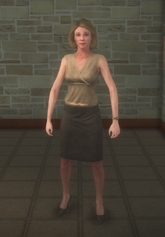 Anna - character model in Saints Row 2
