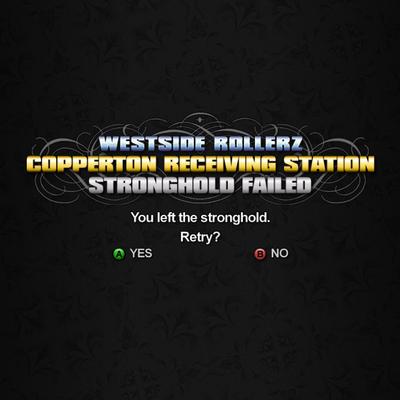 Copperton Receiving Station fail - you left