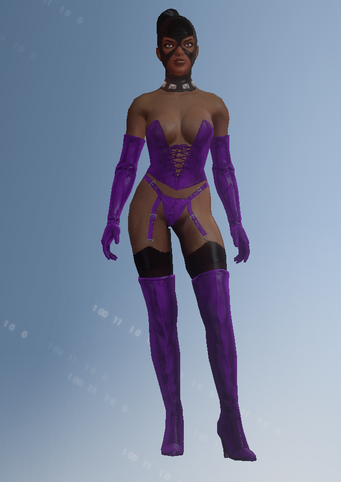 Gang Customization - Gimp 4 - Candy - in Saints Row IV