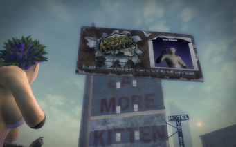 Store Ownership billboard - Brass Knuckles - Adept Way