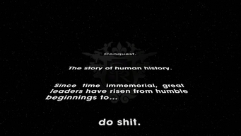 When Good Heists Go Bad opening crawl