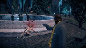 King kills Tanya