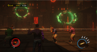Saints Row Gat out of Hell - Pledge Rush - 2 Stargates