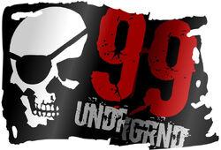 99.0 The Underground logo