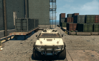 N-Forcer - front in Saints Row The Third