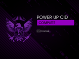 Power Up CID