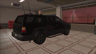 Saints Row variants - FBI - rear right