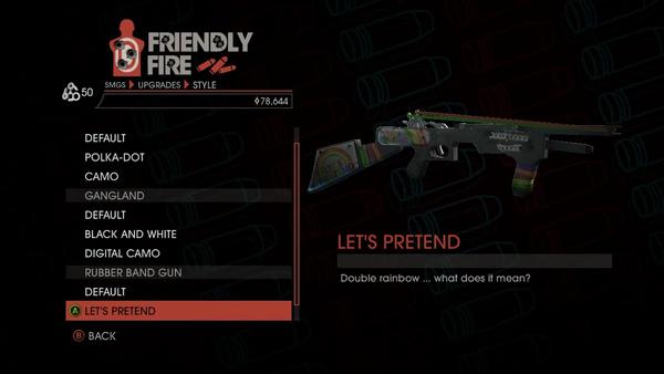 Weapon - SMGs - Heavy SMG - Rubber Band Gun - Let's Pretend