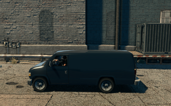 Anchor - left in Saints Row The Third