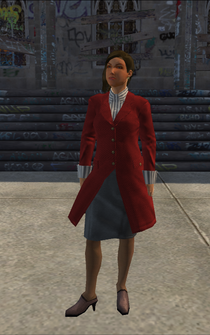 BusinessWoman-01 - latino - character model in Saints Row