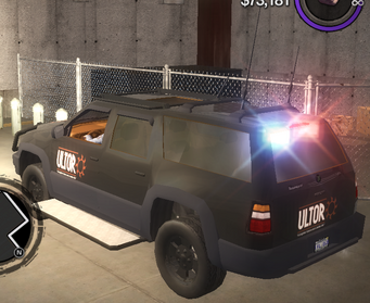 FBI - Ultor CS - rear left in Saints Row 2