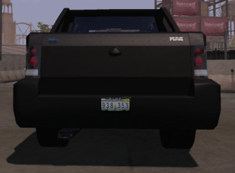 Mag - rear in Saints Row