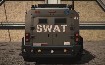Saints Row IV variants - Lockdown Average - rear