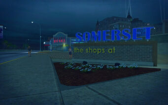 Ultor Dome in Saints Row 2 - the shops at Somerset