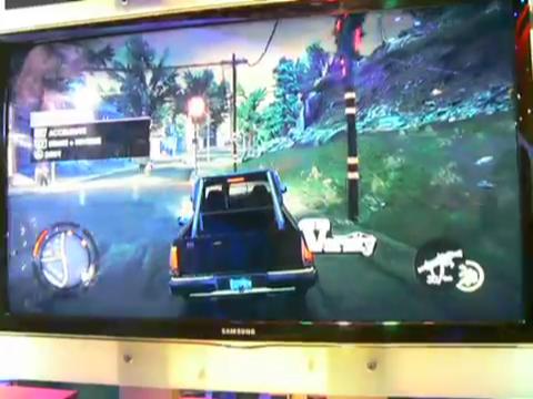 Varsity - gamepodunk gameplay footage