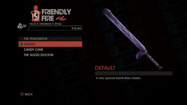 File:Weapon - Melee - Dildo Bat - The Penetrator - Default.png