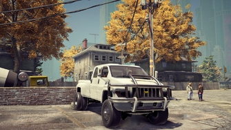 Compensator - front right in Saints Row The Third Remastered