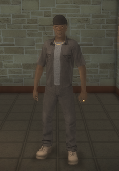 Julius - character model in Saints Row 2