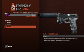 KA-1 Kobra - Level 4 description