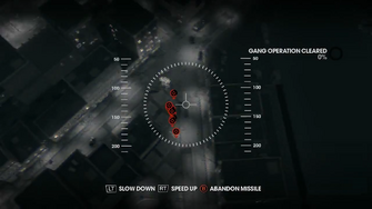Reaper Drone interface in the Itagaki Trailer