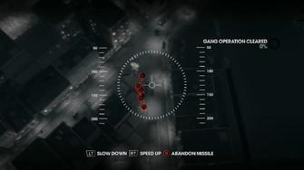 Reaper Drone interface in the Itagaki Trailer